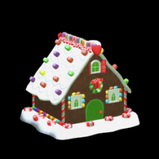 Gingerbread House topper icon