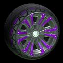 Thread-X2 wheel icon purple