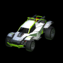 Twinzer body icon lime