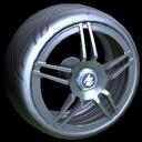 Gaiden wheel icon black