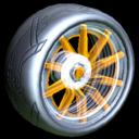 Revenant wheel icon orange