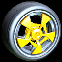 Masato wheel icon orange