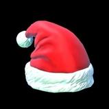Santa topper icon