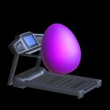 Cardio topper icon