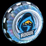 Usurper Holographic Rogue wheel icon