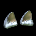 Wildcat ears topper icon grey