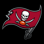 Tampa Bay Buccaneers decal icon