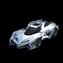 Chikara GXT body icon cobalt