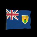 Turks & Caicos antenna icon