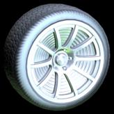 Fast 4WD wheel icon