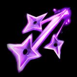 Ninja Star rocket boost icon