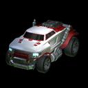 Road Hog body icon crimson