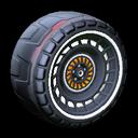 Spiralis wheel icon grey