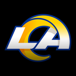 Los Angeles Rams decal icon