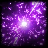 Shattered goal explosion icon