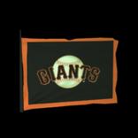 San Francisco Giants antenna icon