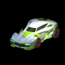 Breakout Type-S body icon lime