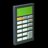 Calculated antenna icon