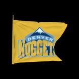 Denver Nuggets antenna icon