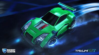 Takumi RX-T hero art