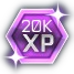 20k XP icon.png