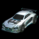Maverick GXT body icon sky blue