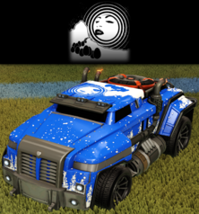 Space trip decal import