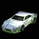 Imperator DT5 body icon lime