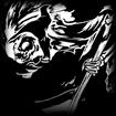 Thanatos decal icon