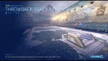 Throwback Stadium Snowy