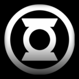 Green Lantern decal icon