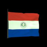 Paraguay antenna icon