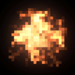 Pixel Fire rocket boost icon.png