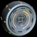 Jayvyn wheel icon orange