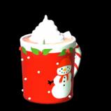 Christmas Cocoa topper icon