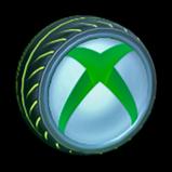 XBOX wheel icon