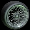 Yamane wheel icon grey