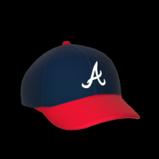 Atlanta Braves topper icon