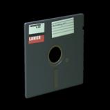 Floppy Disk antenna icon