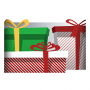 Holiday Gifts player banner icon