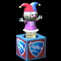 Jack-in-the-Box topper icon pink