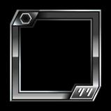 Season 14 - Silver avatar border icon