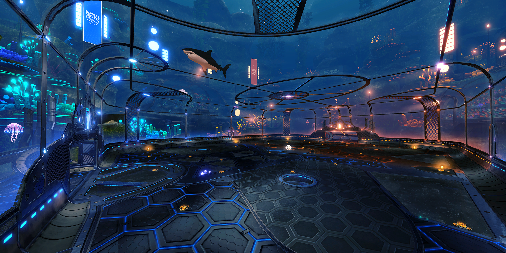Aquadome Rocket League Wiki Fandom