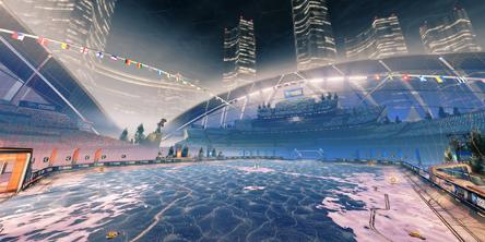 DFH Stadium (Snowy) arena preview