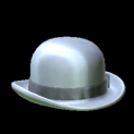 Derby topper icon grey