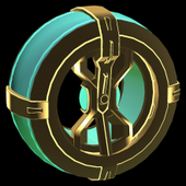 Gadabout Inverted wheel icon