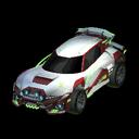 Mudcat GXT body icon crimson