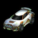 Mudcat GXT body icon orange