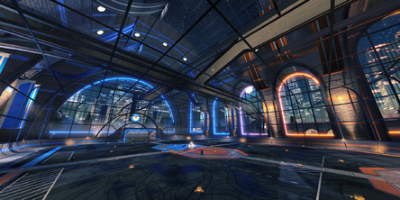 Urban Central (Night) arena preview
