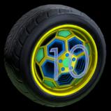 Pelé wheel icon